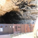 La Grotta degli dei, sito archeologico (Baia di Manaccora)