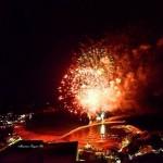 Marina di Peschici, fuochi pirotecnici per la Festa Patronale
