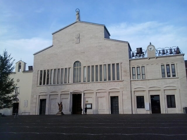 Chiesa di Santa Maria delle Grazie, S.Giovanni Rotondo