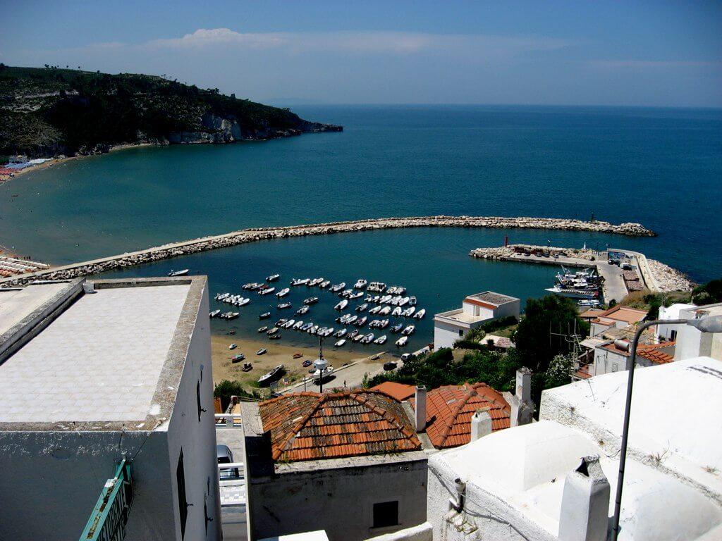 Porto, Marina di Peschici