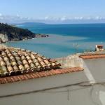 Peschici, veduta panoramica dal centro storico